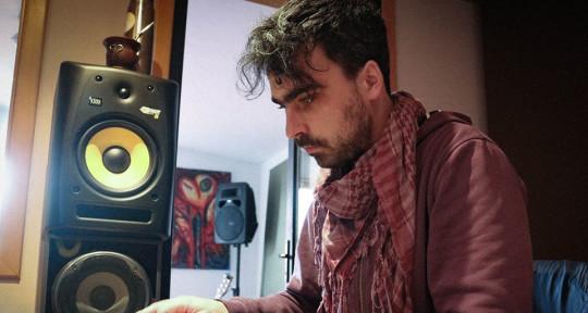 Piano Synth and voice tracks  - Rocco Aguado