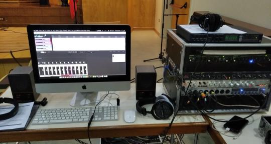 Mezcla y Mastering, Producción - Luis Ruky