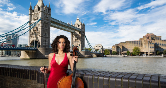 Session cellist - Lydia Alonso