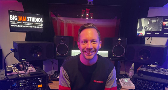 Music Producer & Mix Engineer - Kevin Thorpe