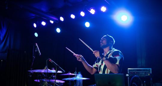 Session & Touring Drummer - Dylan Elise