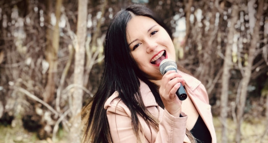 Latin Singer & Songwriter - Anngelik