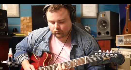 Guitarist, Producer & Writer - Guitar With Adam