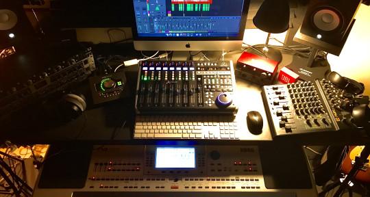 Recording Studio, Music Produc - Studio80 Dubai