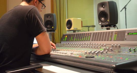 Mixing, Mastering & Editing - Abel Delgado