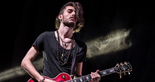 Session Guitarist - il.palmè
