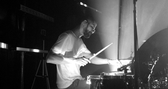 Remote Drum and Perc Tracking - Brandon Woodward