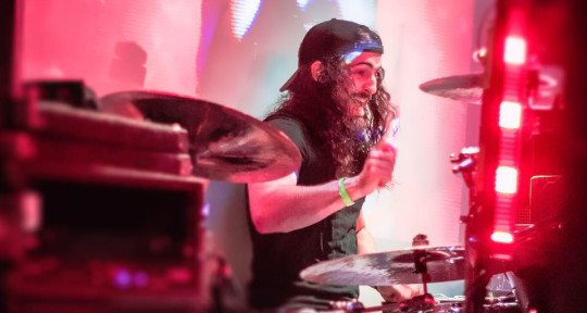 Session Drummer / Producer - John Michael Cordes
