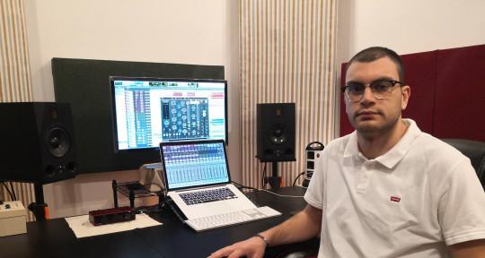Mixing & Mastering - Stefano Sannino