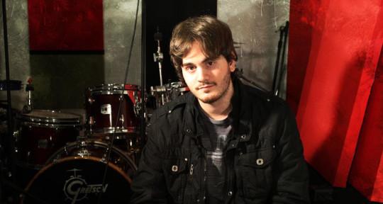session guitarist - Juan Crux