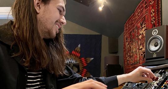 Mixing, Recording & Production - Jon Paz