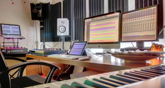 Mix&Master Engineer - Producer - B Recordings - Nick Bound
