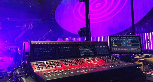 Mixing Engineer - Austin Stillwell