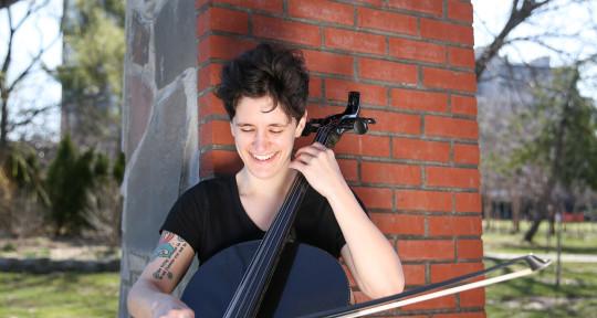 Cellist | Strings - Rachel Gawell