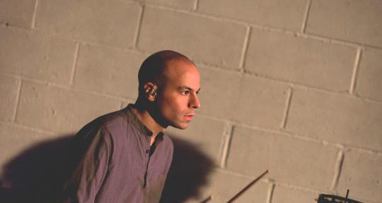 Session drummer - Timur Yusef