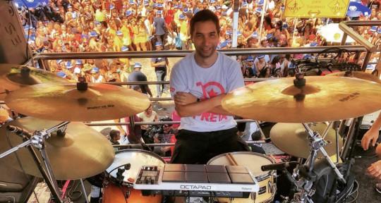 Session Drummer - André Fernandes