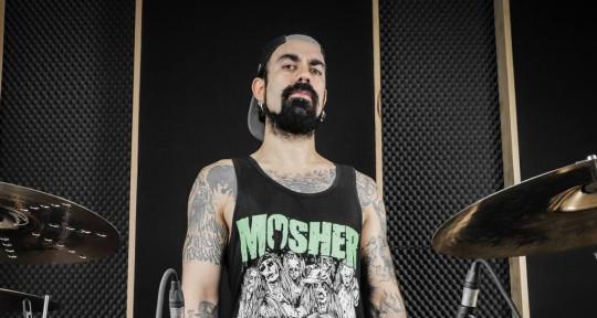 Modern and punchy drumtracks!! - Alex Ramos
