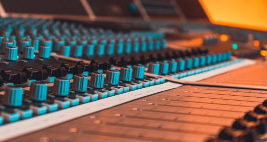 Remote Editing/Remote Mixing - Austin McMichael