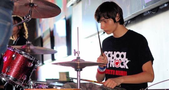Music Producer, Drummer - Mr.Moscatelli