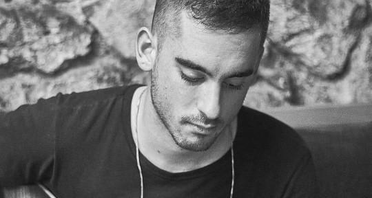 Session Guitarist - Spyros Tsarouchis