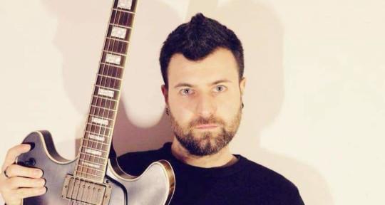 SessionGuitarist,MusicProducer - Giovanni Nazzaro