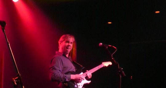 Guitarist, Mixing/mastering - Kevin M. Smith