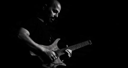 Guitar Session work - David Zahara