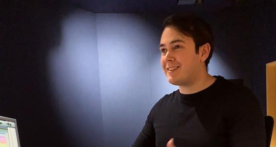Mixing, music production - Sam Stringer