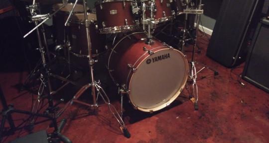 Drum Tracks/Session Drums - Joel Henry