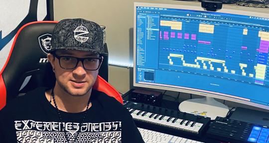 Producer/Engineer - Blair Moog