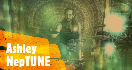 Drums, Percussion, BeatMaker - Ashley NepTUNE