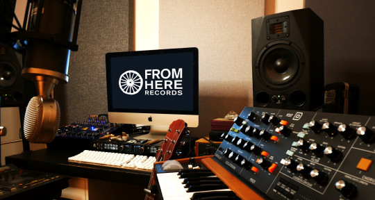 Mixing & Mastering - FromHereRecords