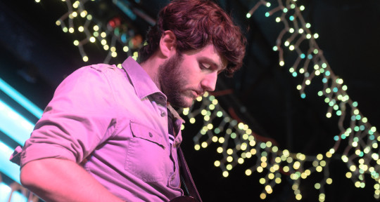Session Guitarist - Matt Laurence