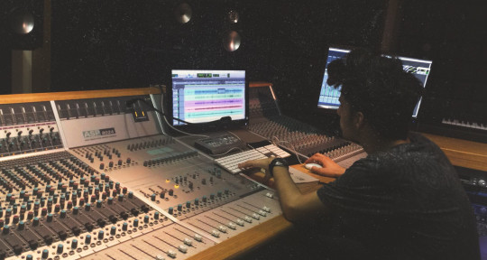 Music Producer, Engineer - Tibi Galea