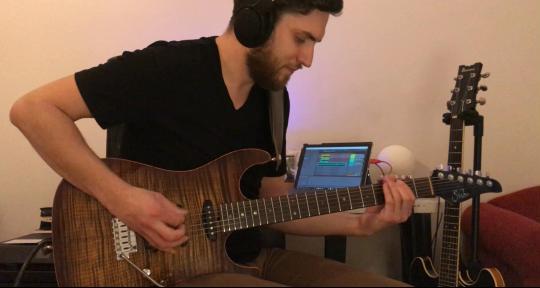 Session Guitarist - Lukasz Wons