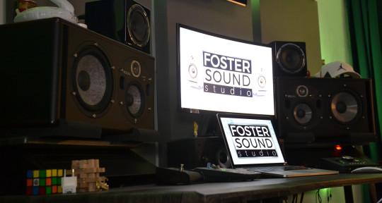 Mixing & Mastering Engineer - Foster Sound Studio
