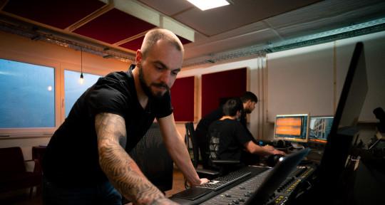 sound design & film mixing - André Klar