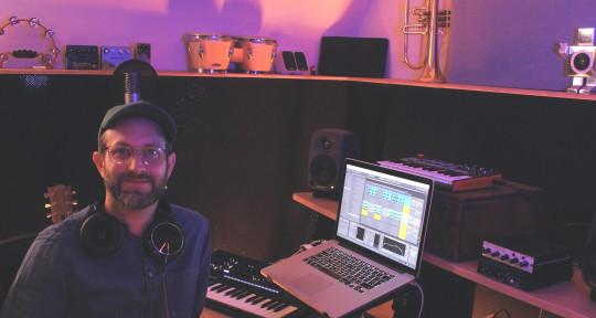 Producer, Musician, Mixer - Steve Baker