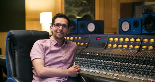 Music Producer/Mixing Engineer - Felipe Arévalo