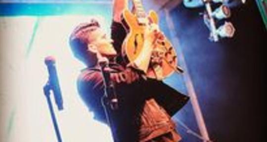 Session Guitarist and Bassist - Matt Bosco