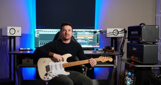 Session Guitarist - Eddy Giunchi