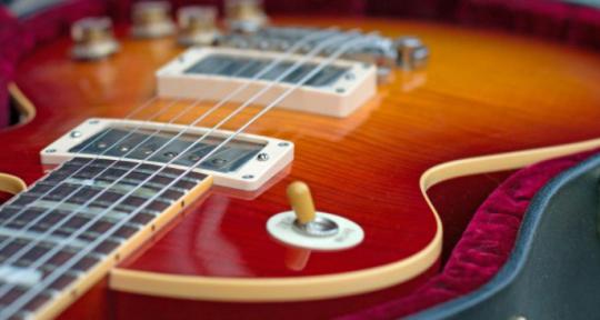 Session Guitarist - Double D