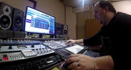Mixing and Mastering - Damian Gagliardi