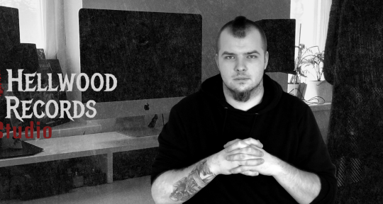 Heart And Soul Of Heavy Music  - Hellwood Recoreds Studio