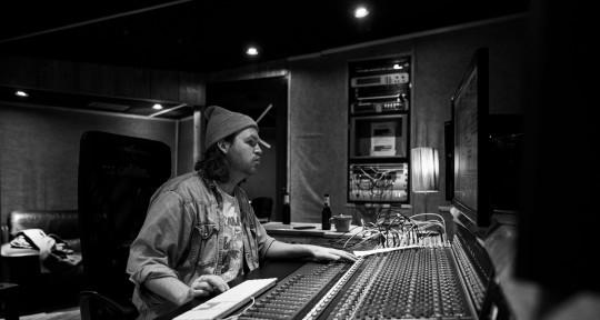 Producer, mixer & guitarist - Yung Roen
