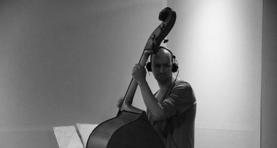 Double bass, arranger composer - João Novais