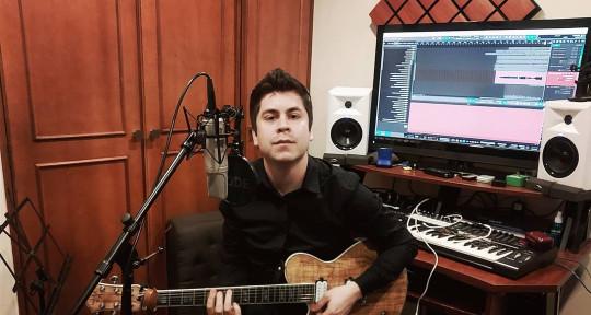 session guitarist - Mateo Orozco