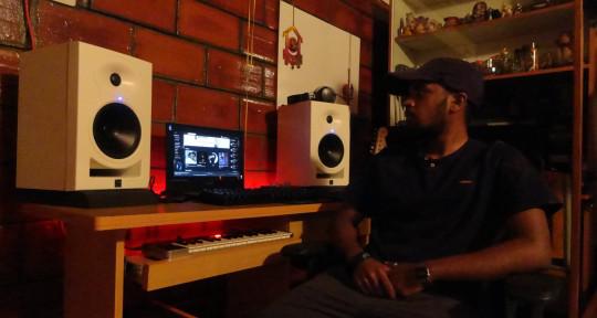 Mixing Engineer/ Producer - Rohan Vijaykumar