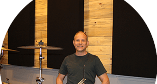 Drummer, Producer - Steve Fox