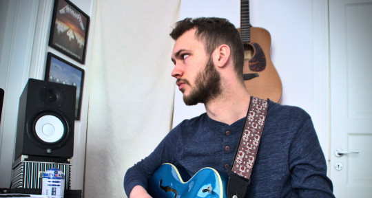 Session Guitarist - William Jacobsen